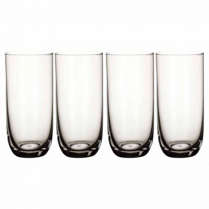 Villeroy & Boch Longdrink Glass - Set of 4