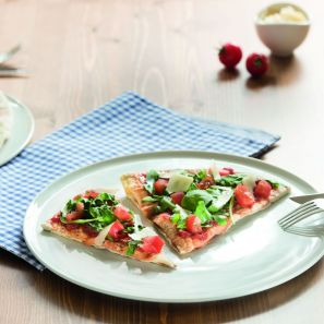 Villeroy & Boch Vivo Fresh Collection Set Of 2 Pizza Plates