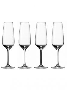 Villeroy & Boch Vivo Set of Four Champagne Flutes