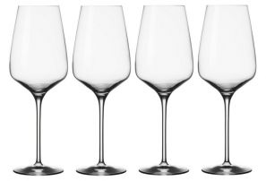 Villeroy & Boch Vivo Set of Four Glasses Red Wine