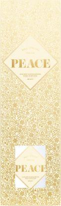 Wax Lyrical Luxury 100ml Reed Diffuser Peace - Golden Sandalwood