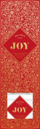 Wax Lyrical Luxury 180ml Reed Diffuser Joy - Cranberry & Vanilla