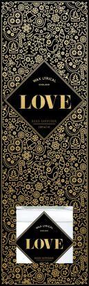 Wax Lyrical Luxury 180ml Reed Diffuser Love - Midnight Jasmine
