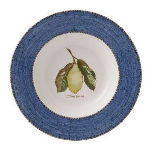 Wedgwood Sarah's Garden Blue 22cm Soup Plate