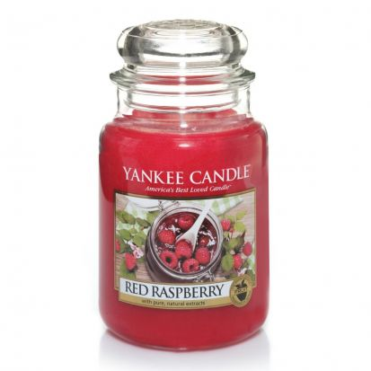 Yankee Candle Large Jar Red Raspberry