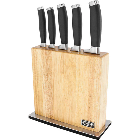 stellar james martin set of 5 kitchen knives shopcookware ie sabatier amp stellar poultry shears
