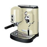 KitchenAid Artisan Espresso Machine  - Almond Cream