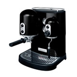 KitchenAid Artisan Espresso Machine  - Onyx Black