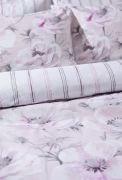 Bianca Arctic Poppy Blush Duvet Cover Set - Double 3
