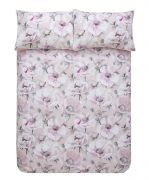 Bianca Arctic Poppy Blush Duvet Cover Set - Double 4