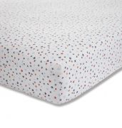 Bianca Cotton Soft Star Fitted Sheet Toddler Bed