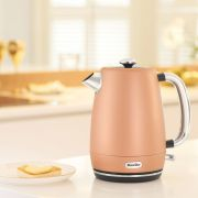 Breville Strata Luminere Kettle - Rose Gold