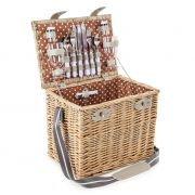 Coast & Country 4 Person Tall Picnic Basket