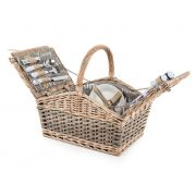 Coast & Country 4 Person Winged Picnic Basket