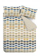 Content by Conran Eclipse Ochre Duvet Cover Set - King 4