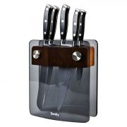 Denby 5 Piece Knife Block Set