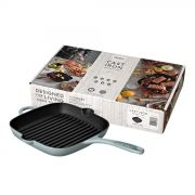 Denby Pavilion Cast Iron 25cm Griddle Pan