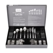 Denby Satin 44 Piece Cutlery Set