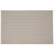 Denby Woven Vinyl Rectangular Placemat Linen