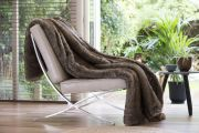 Deyongs Paddington Faux Fur Throw 2