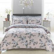 Dorma Isabelle Blush Standard Pillowcase Pair