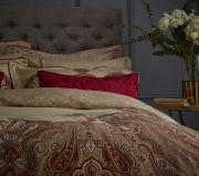 Dorma Nasrina Paprika Duvet Cover Set - King 2