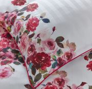 Dorma Roses Pink Duvet Cover - Double 2
