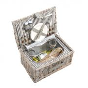 Epicurean 2-Person Traditional Picnic Hamper
