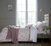 Fable Aviary Amethyst Duvet Cover Set - King