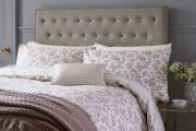 Fable Aviary Amethyst Duvet Cover Set - King 2