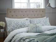 Fable Aviary Celadon Duvet Cover Set - King 2