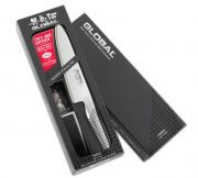 Global G-2 20CM Cooks Knife & FREE Sharpener