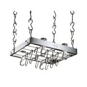 Hahn Metro Chrome Ceiling Rack