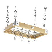 Hahn Metro Natural Ceiling Rack