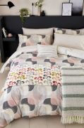 Helena Springfield Arken Blush Duvet Cover Set - Superking 2