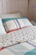 Helena Springfield Klint Coral Duvet Cover Set - Double 2