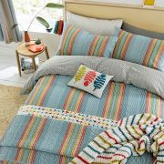 Helena Springfield Macaw Explorer Duvet Cover Set - King