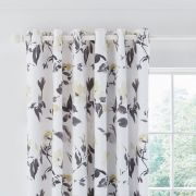 Helena Springfield Moda Peregrine Charcoal Lined Curtains 3