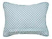 Helena Springfield Trixie Duck Egg Cushion 30x40cm 3