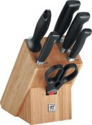 Henckels Four Star 7 Piece Knife Set