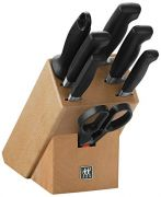 Henckels Four Star 8 Piece Knife Block Set