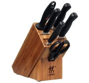 Henckels Pure 7 Pce Knife Block Set