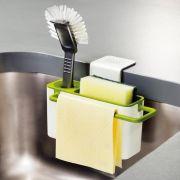 Joseph Joseph Sink Aid InSink Caddy - White /Green