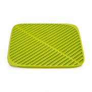 Joseph Joseph Small Flume Folding Draining Mat - Green