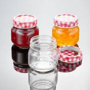Judge 250ml 3 Pce Preserving Jar Set 1