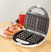 Judge Sandwich Grill & Waffle Maker JEA59 4
