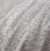 Karen Millen Leopard Dove Grey Duvet Cover Set - Superking 2