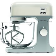 Kenwood kMix Stand Mixer Cream - With Glass Mixing Bowl