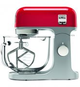 Kenwood kMix Stand Mixer Red - With Glass Mixing Bowl