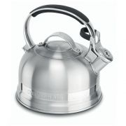 Kitchen Aid Whistling Stove Top Kettle 1.6L - Stainless Steel